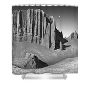 Utah Outback 20 Shower Curtain