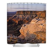 Utah Sunrise  Shower Curtain