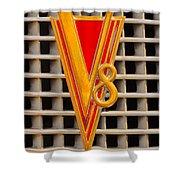 V8 Lasalle Shower Curtain