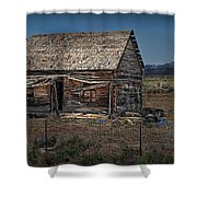 Vacant Homestead Shower Curtain