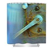 Vague Memories Shower Curtain