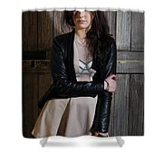 Val2 Shower Curtain