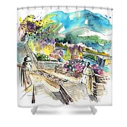 Valenca In Portugal 04 Shower Curtain