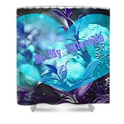 Valentine 03 Shower Curtain