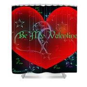 Valentine 4 Shower Curtain