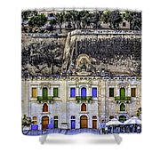 Valletta Shower Curtain