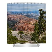 Valley Colors Shower Curtain