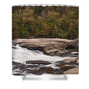 Valley Falls Scene 4 Shower Curtain