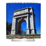 Valley Forge Glory Shower Curtain