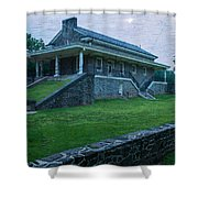 Valley Forge Station Shower Curtain