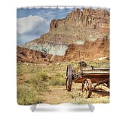 Valley Vista Shower Curtain
