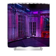 Vampire's Ballroom Shower Curtain
