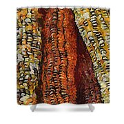 Van Gogh Corn Shower Curtain