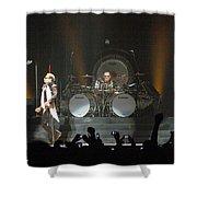 Van Halen-7026 Shower Curtain
