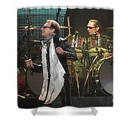 Van Halen-7073 Shower Curtain