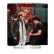 Van Halen-7123 Shower Curtain