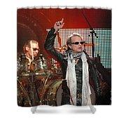 Van Halen-7149 Shower Curtain