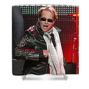 Van Halen-7224b Shower Curtain