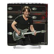 Van Halen-7393b-2 Shower Curtain