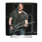 Van Halen-wolfie-7063b Shower Curtain