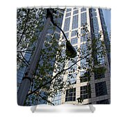 Vancouver Architecture 1 Shower Curtain