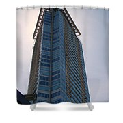 Vancouver Architecture 5 Shower Curtain