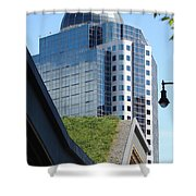 Vancouver Architecture 6 Shower Curtain