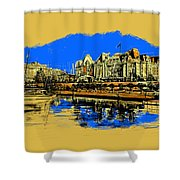 Vancouver Art 001 Shower Curtain