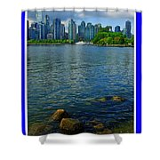 Vancouver IIi Shower Curtain