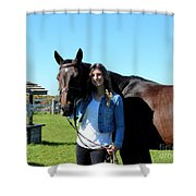 Vanessa Fritz 19 Shower Curtain