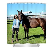 Vanessa Fritz 6 Shower Curtain