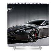 Vantage V12 Shower Curtain