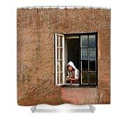 Varsberg Se Fort 14 Shower Curtain