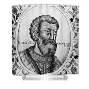 Vasily II (1415-1462) Shower Curtain