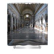 Vatican Museum Shower Curtain