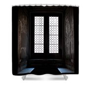 Vatican Window Seats Shower Curtain