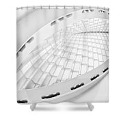 Vaulted Shower Curtain