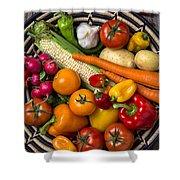 Vegetable Basket    Shower Curtain
