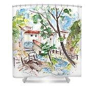 Velez Blanco 01 Shower Curtain