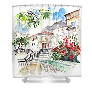 Velez Blanco 03 Shower Curtain