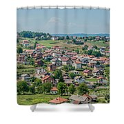 Velika Kladusa Bosnia  Shower Curtain