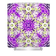 Velvet Blanket Shower Curtain