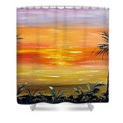 Velvet Sky Shower Curtain
