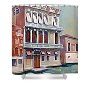 Venetian Palace Shower Curtain