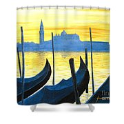 Venezia Venice Italy Shower Curtain