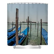 Venice  Shower Curtain