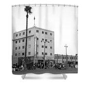 Venice Beach House Shower Curtain