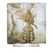 Venice Costume Fun Shower Curtain