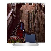 Venice Gondola Shower Curtain