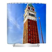 Venice - St Marks Square Shower Curtain